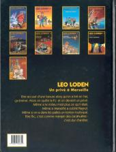 Verso de Léo Loden -10- Testament et Figatelli