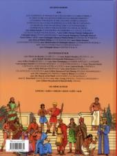 Verso de Alix (Les Voyages d') -20b2012- Les jeux olympiques