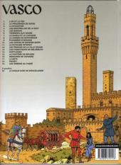 Verso de Vasco -1c2003- L'or et le fer