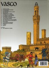 Verso de Vasco -4c2000- Les sentinelles de la nuit