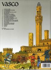 Verso de Vasco -6c2000- Ténèbres sur Venise