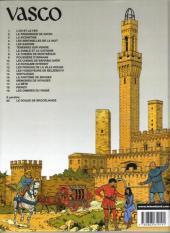 Verso de Vasco -13c2003- Les fossoyeurs de Belzébuth