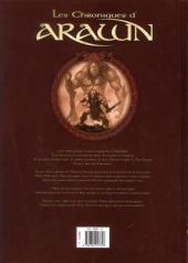 Verso de Les chroniques d'Arawn -1- L'Île des Géants