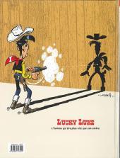 Verso de Lucky Luke (Les aventures de) -5- Cavalier seul