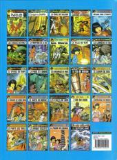Verso de Yoko Tsuno -8a2007- Les Titans