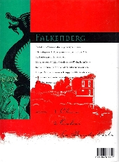 Verso de Falkenberg -3- La bande verte