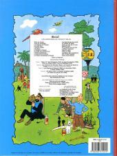 Verso de Jo, Zette et Jocko (Les Aventures de) -1d85- Le testament de M. Pump