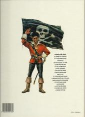 Verso de Barbe-Rouge -4b1990- Défi au roy