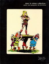Verso de Histoires du temps jadis en bandes dessinées -2'- Ce vase de Soissons ! Qui l'a cassé ??