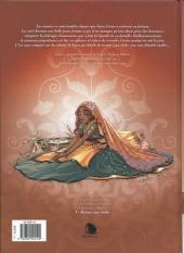 Verso de Princesse Sara -5- Retour aux Indes