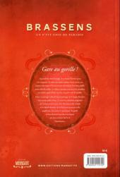 Verso de Brassens - Brassens, un p'tit coin de paradis