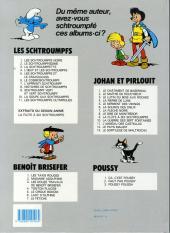 Verso de Johan et Pirlouit -12b1988- Le pays maudit