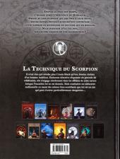 Verso de Zodiaque (Delcourt) -8- La Technique du Scorpion