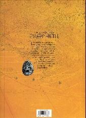 Verso de La dernière Prophétie -5- La Foudre et la Croix