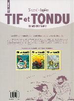 Verso de Tif et Tondu (Intégrale) -12- Crimes ordinaires