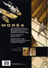 Verso de Moréa -2- L'échine du dragon