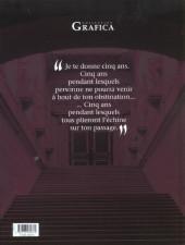 Verso de Les voleurs d'Empires -1a2002- Voleurs d'empires
