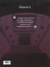 Verso de Les voleurs d'Empires -3a2002- Un sale métier