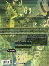 Verso de Urban Games -1- Les Rues de Monplaisir
