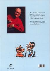 Verso de Ambroise & Gino -3- La villa des sortilèges