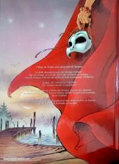 Verso de Marlysa -1Pub- Le Masque