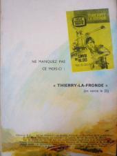 Verso de Télé série bleue (Les hommes volants, Destination Danger, etc.) -7- Les hommes volants - L'excentrique Mr. Hood