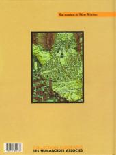 Verso de Marc Mathieu (Une aventure de) -6- Le retour de Tangata Manu