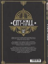 Verso de City Hall -2- Tome 2