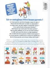 Verso de Le guide -21b2012- Le guide de la belle-mère et du beau-père