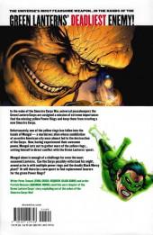 Verso de Green Lantern Corps (2006) -INT03- Ring Quest