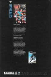 Verso de Superman (DC Renaissance) -1- Genèse