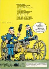 Verso de Les tuniques Bleues -5a1978- Les déserteurs
