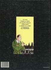 Verso de Dick Hérisson -1b- L'ombre du toréro