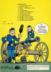 Verso de Les tuniques Bleues -1c78- Un chariot dans l'ouest