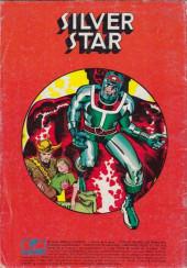 Verso de Silver Star -2- Darius Drumm
