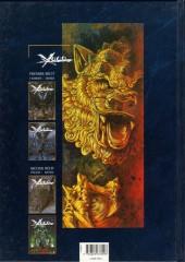 Verso de Xoco -4- Le dragon et le tigre