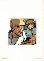 Verso de Anne et Charles (Les aventures d') -1- La porte de Brecheliant