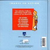 Verso de Tintin (Images en action) -6- Je découvre les émotions