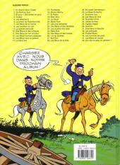 Verso de Les tuniques Bleues -5b2000- Les déserteurs
