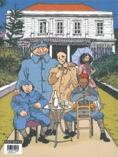 Verso de La grippe Coloniale -1a- Le retour d'Ulysse