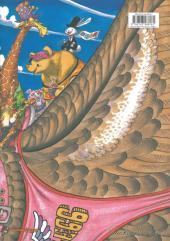 Verso de One Piece -ART4- EAGLE - Color Walk 4