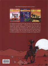Verso de Lucky Luke (Intégrale Dupuis/Dargaud) -19a11- Intégrale 19