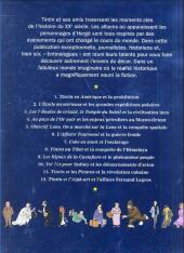 Verso de Tintin - Divers -61'''- Les Personnages de Tintin dans l'Histoire (vol. 2)