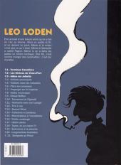 Verso de Léo Loden (Intégrale) -1- Intégrale 1