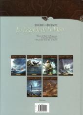 Verso de Histoires de Bretagne -6- La légende de la mort - Tome 1