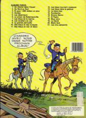 Verso de Les tuniques Bleues -19b84- Le David