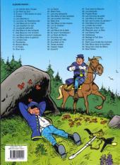 Verso de Les tuniques Bleues -21b2011- Les cinq salopards