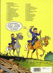 Verso de Les tuniques Bleues -26a1993- L'or du Québec