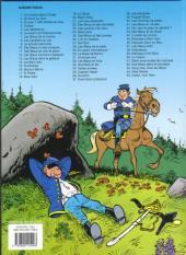 Verso de Les tuniques Bleues -28b2011- Les bleus de la balle