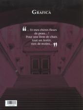 Verso de Les voleurs d'Empires -2a2002- Fleurs de peau